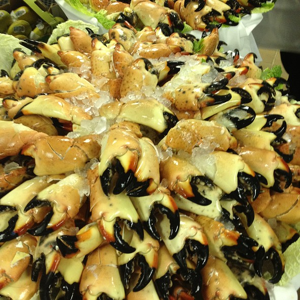 Stone Crab Claws @ St. Andrew Country Club