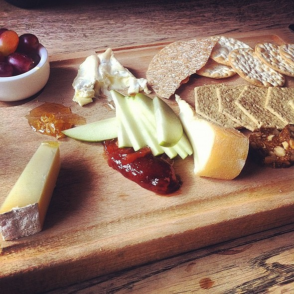 Cheese Board @ Thomas Cubitt