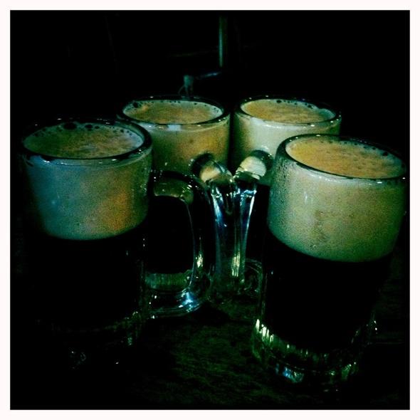 Dark @ McSorley's Old Ale House
