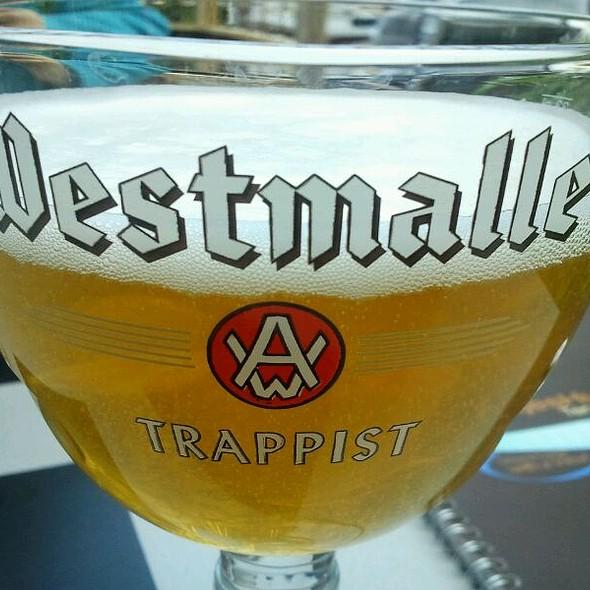 westmalle trappist tripel   @ Bootjeshuis