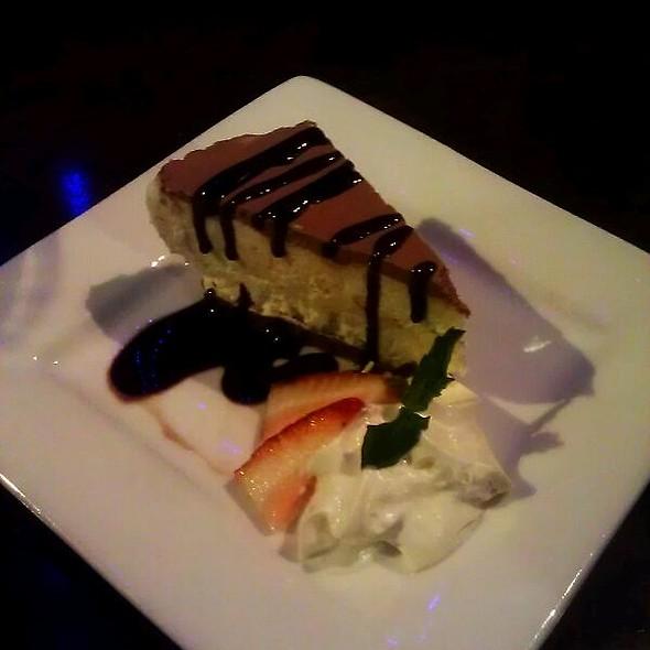 Wasabi Chocolate Cheesecake @ Suika Japanese Izakaya