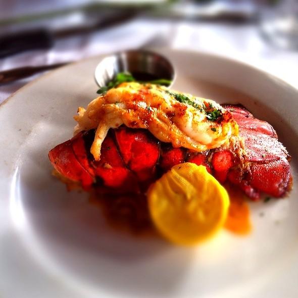 Stuffed Austalian Lobster - Wildfish Seafood Grille - San Antonio, San Antonio, TX