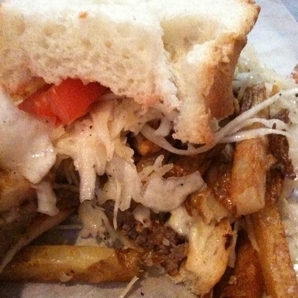 Sirloin Steak Sandwich @ Primanti Brothers