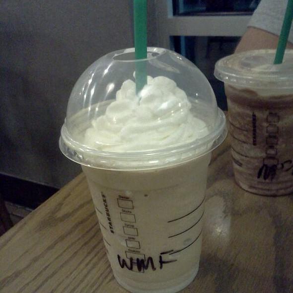 White Chocolate Mocha Frappuccino @ Starbucks Coffee