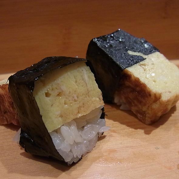 Tamago @ Sushi Yasuda Ltd