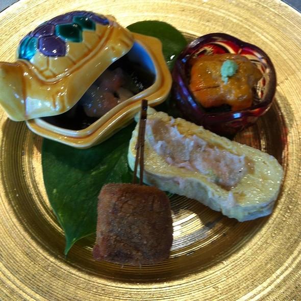 Variety Japanese Dishes @ NANZANGIROGIRO