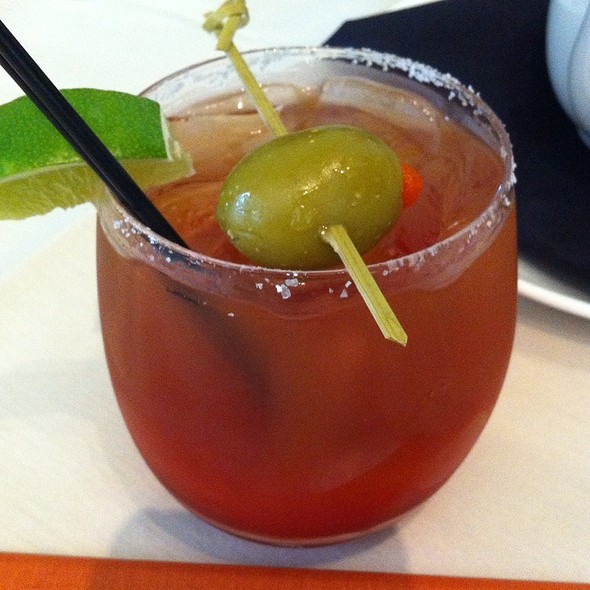 Bloody Mary @ Carmel Valley Ranch Resort