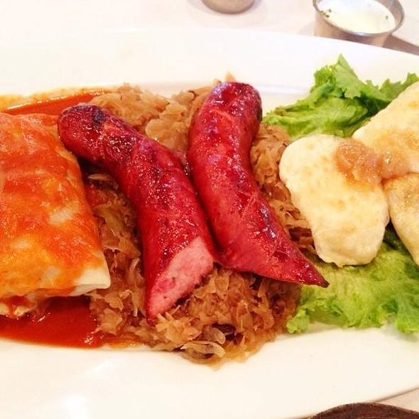 Polish Plate @ Cafe Polonia