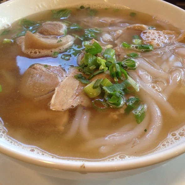 Udon Pork @ Saigon Pearl