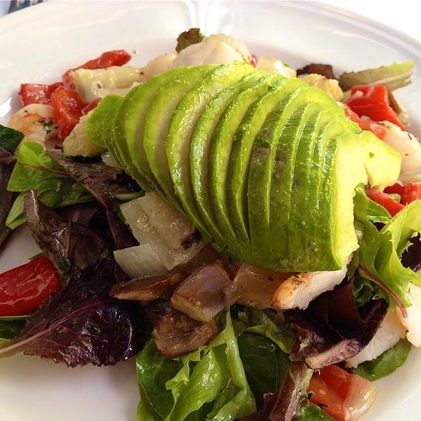 Shrimp and Avocado Salad @ Aquagrill