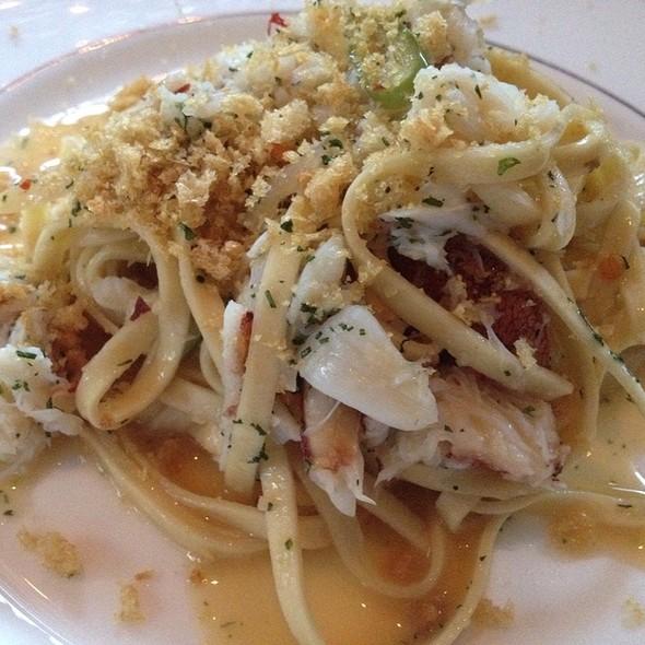 Tagliatini With Crab And Serrano Chili - The Tasting Kitchen, Venice, CA