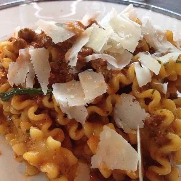 Lasagnette Alla Bolognese - The Tasting Kitchen, Venice, CA