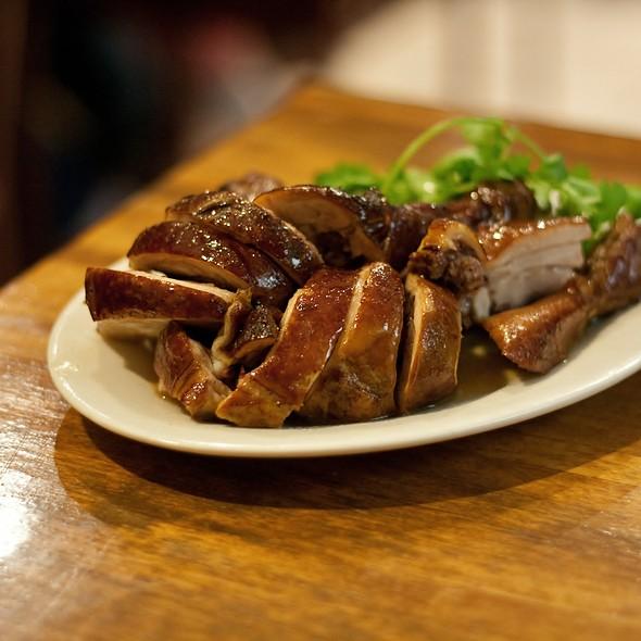 Taiwanese-Style Smoked Chicken