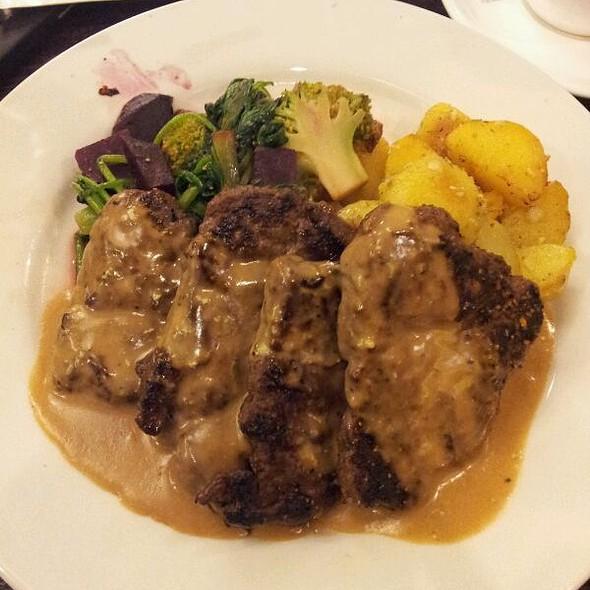 Beef Steak @ Ashu Restaurant
