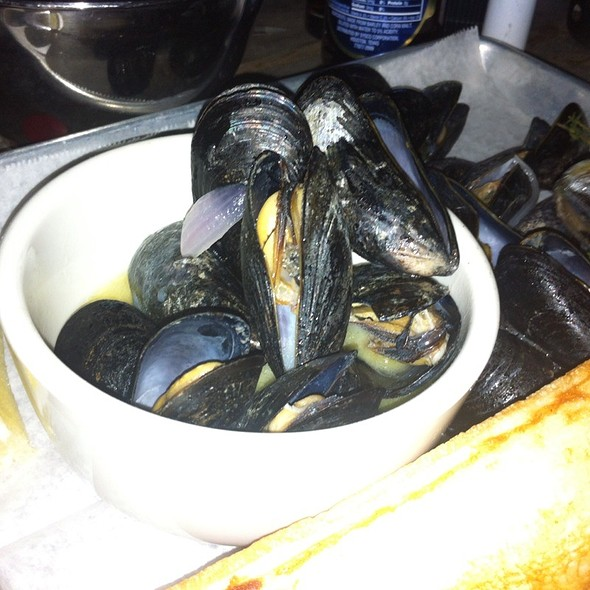 Mussels @ Lobster Joint