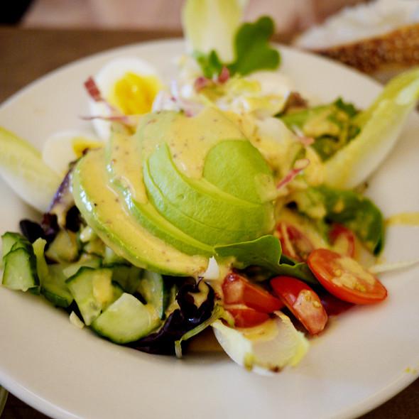 "Select ""Chop"" Salad - Après Ski Fondue Chalet, New York, NY"
