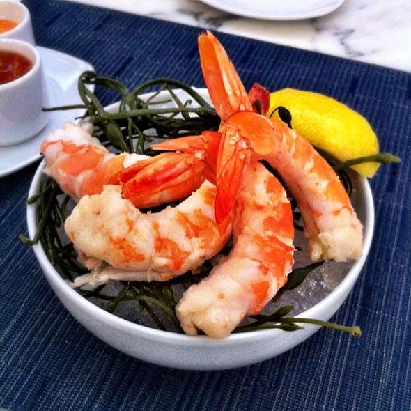 Shrimp Cocktail - Oceana, New York, NY