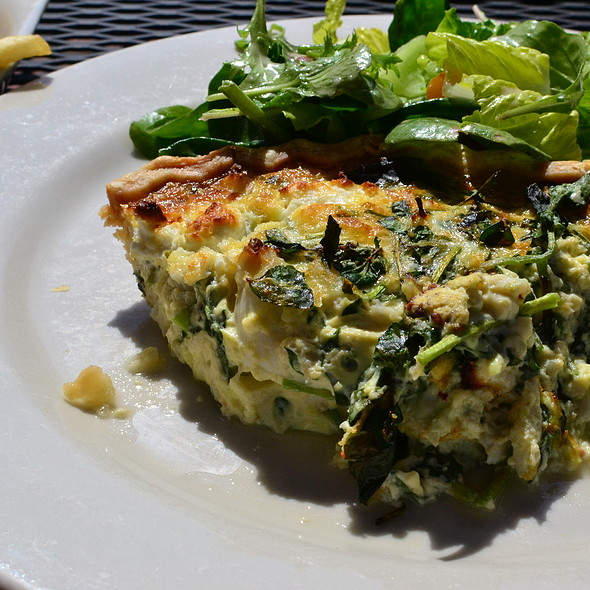 Crab Quiche - Rowland, Richmond, VA