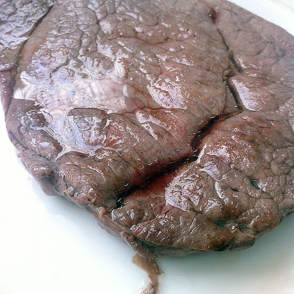 Beef Steak @ Tomate y Langostino
