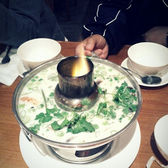 Tom Kha Kai @ Thai Cafe