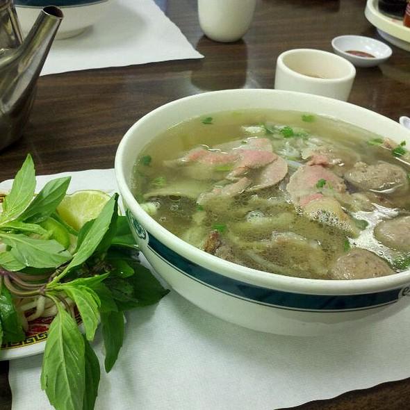 Xe Lua @ Golden Star Vietnamese Restaurant