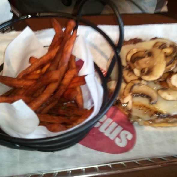 Smashburger and Smashfries @ Smashburger