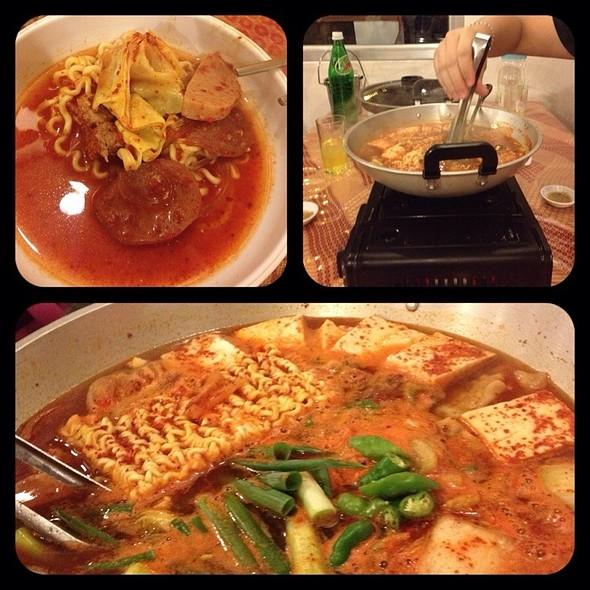 Sodam Korean Restaurant Menu