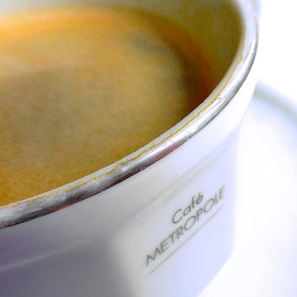 Coffee @ Metropole