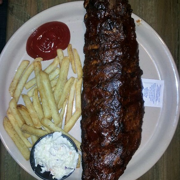 Baby Back Ribs @ Miller's Ale House Restaurants