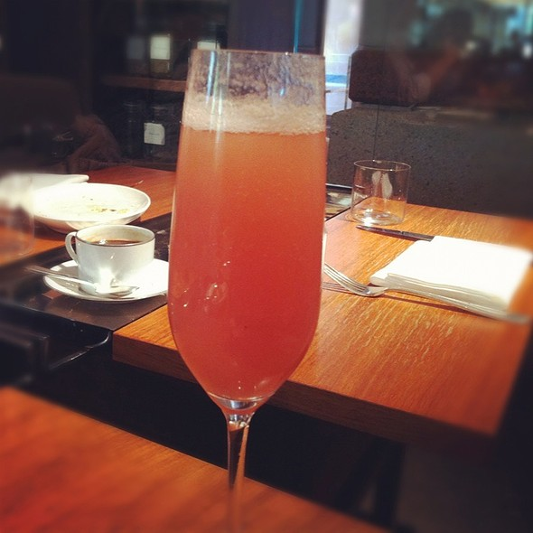 Bellini @ Blue Duck Tavern