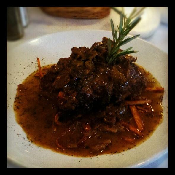 milk and honey ribs @ Sapori Trattoria Italian Restaurant Chicago