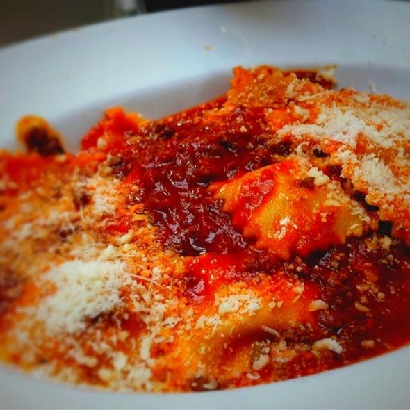 Veal Ravioli @ Nello Cucina