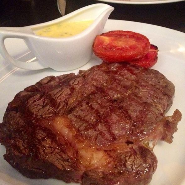 Angus Rib Eye Steak @ The Daffodil