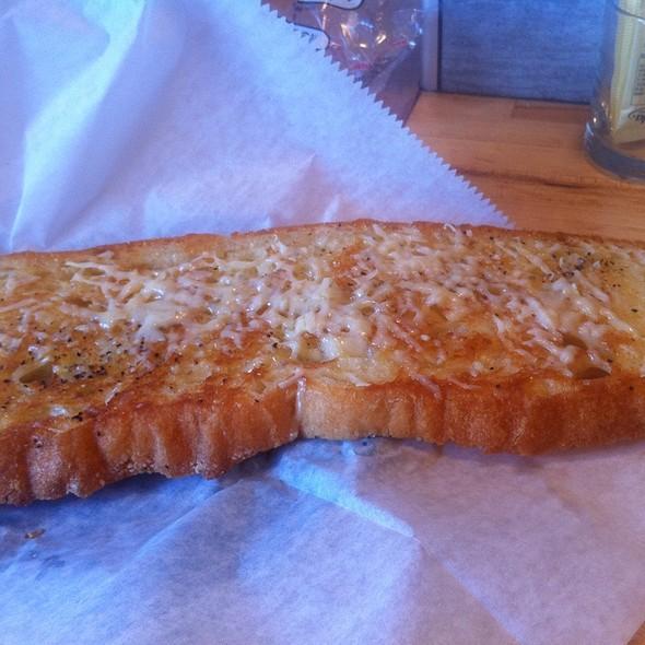 Garlic Bread @ fish bar