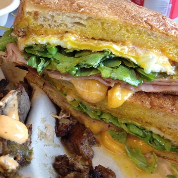 Classic Breakfast Sandwich Recipe — Dishmaps