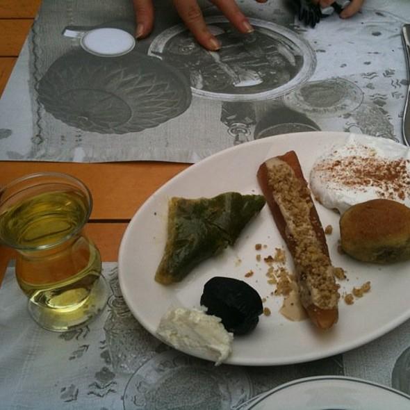 Tatli Tabagi @ Çiya Sofrası