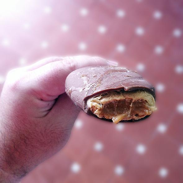 Dulce de Leche Ice Cream @ Supermercado Coviran