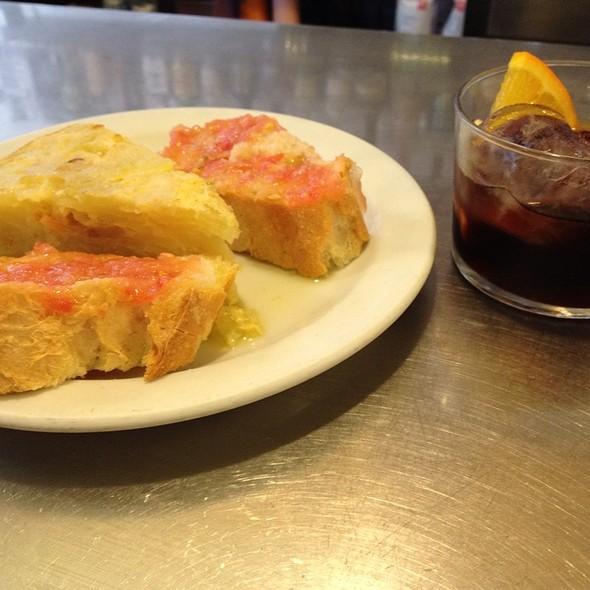 Tortilla Catalana  @ Cervantes