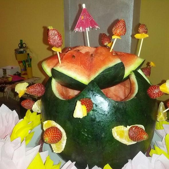Fruits Melon @ Bisignano