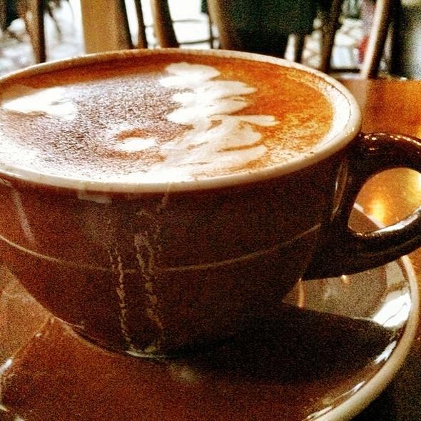Chai Latte @ Ost Cafe