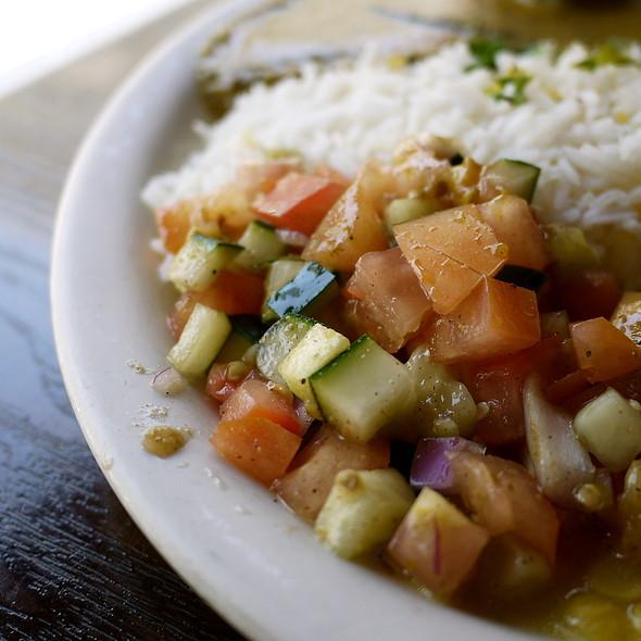 Katchumber Salad @ Akbar Cuisine of India