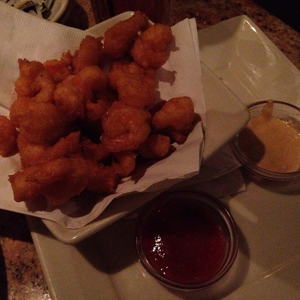 Popcorn shrimp @ Cheesecake Factory