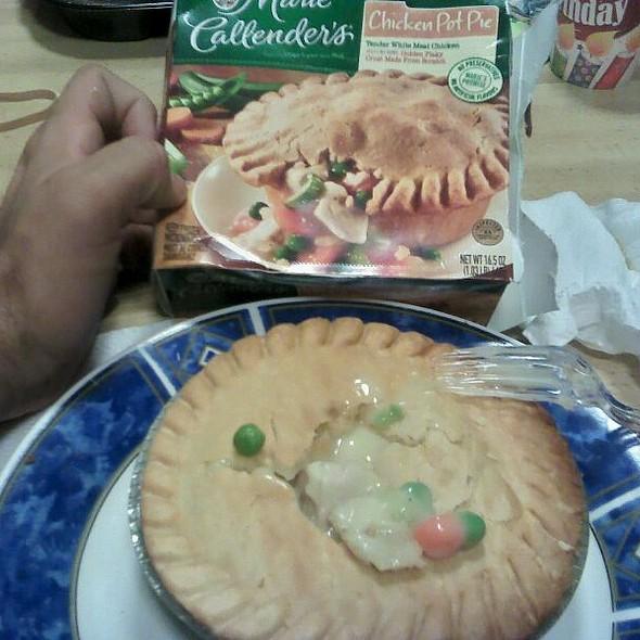 Chicken Pot Pie @ Home