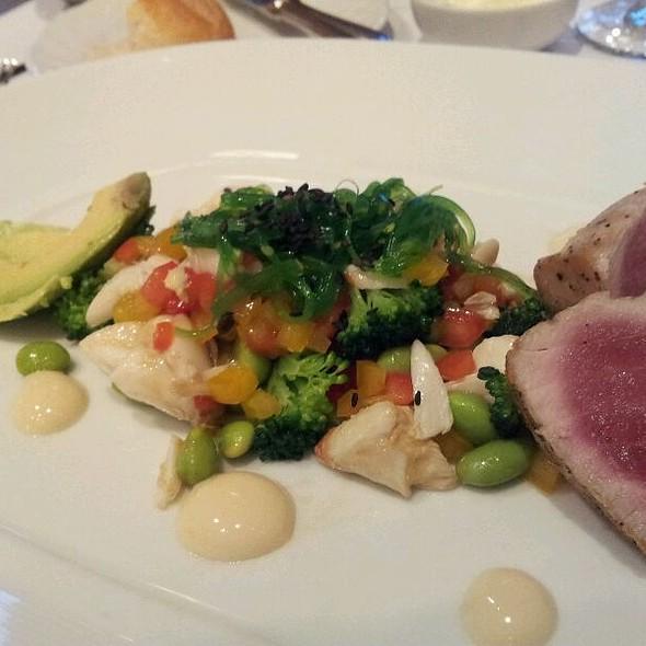 Crab And Tuna Salad @ Cafe Zinc
