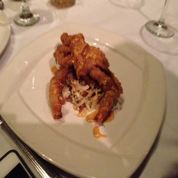 Soft Shell Crabbbb Yahhhhh @ Lento Fine Dining Restaurant