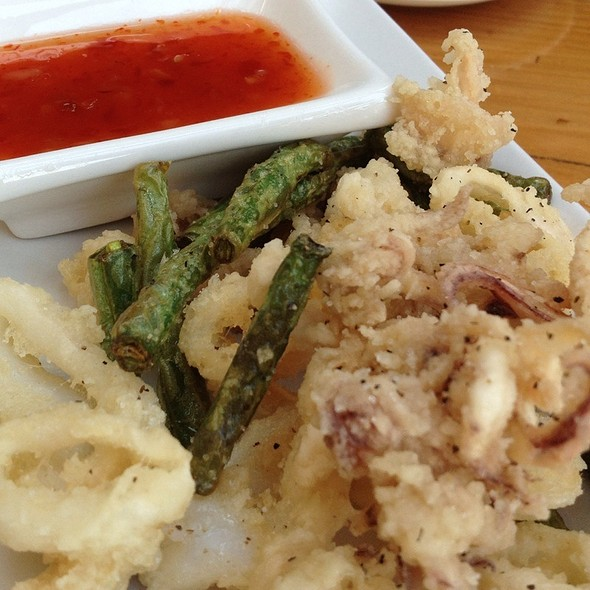 Fried Calamari @ Mint Leaf Vietnamese Restaurant