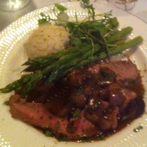 London Broil @ Eau Gallie Yacht Club