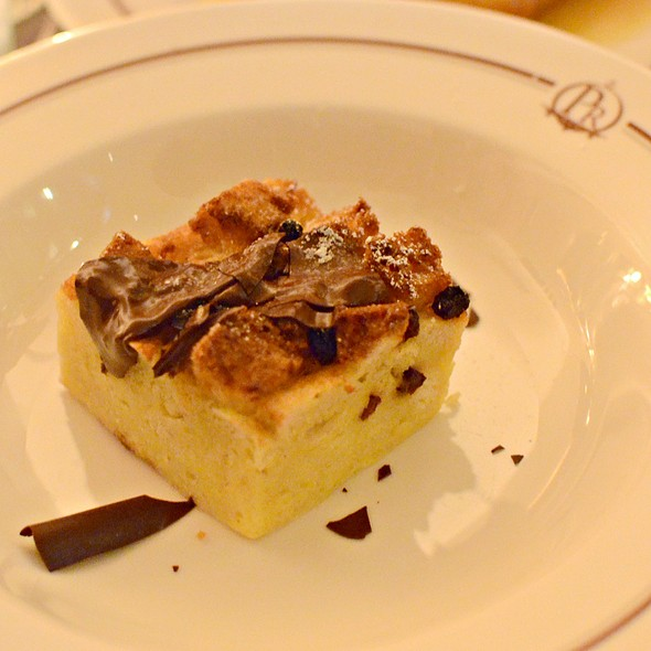 Winter Spiced Bread & Butter Pudding @ The Press Room (Hong Kong)