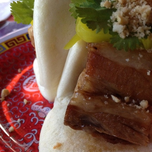 Pork Belly Gua Bao @ Chino's