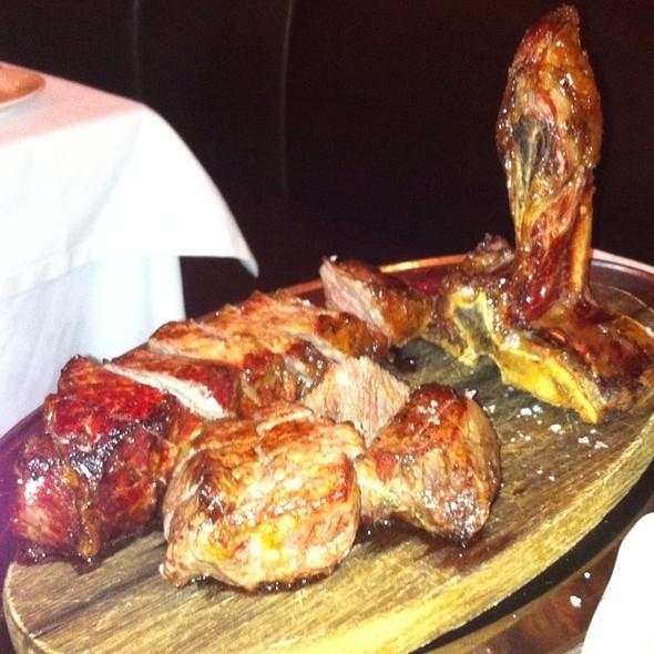 Porterhouse @ Keens Steak House